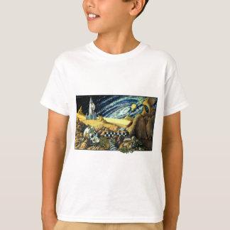 外国の考古学はTシャツをからかいます Tシャツ