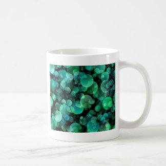 外国の迷彩柄の緑 コーヒーマグカップ