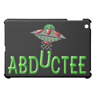 外国のAbductee iPad Mini カバー