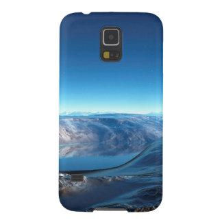 外国のAntartic海景 Galaxy S5 ケース