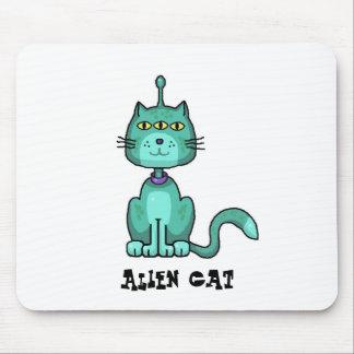 外国猫 マウスパッド