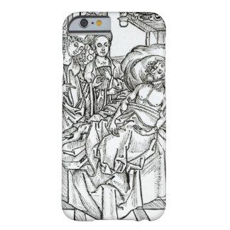 外科医および助手はひどくけが人の人を訪問します、 BARELY THERE iPhone 6 ケース