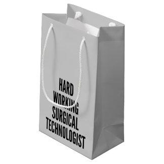 外科科学技術者を働かせる懸命 スモールペーパーバッグ