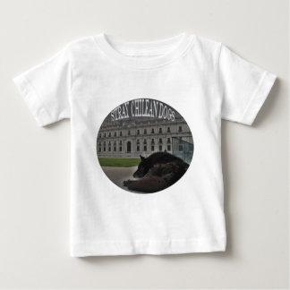 外部チリ犬 ベビーTシャツ
