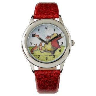 外部ノウサギ 腕時計