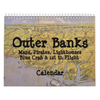 外銀行カレンダー カレンダー