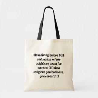 多くにより宗教 トートバッグ