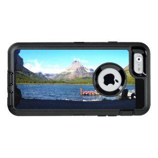 多くのグレーシャー国立公園氷河 オッターボックスディフェンダーiPhoneケース