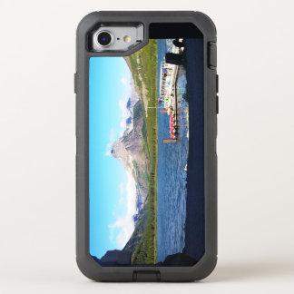 多くのグレーシャー国立公園氷河 オッターボックスディフェンダーiPhone 8/7 ケース