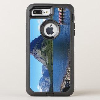 多くのグレーシャー国立公園氷河 オッターボックスディフェンダーiPhone 8 PLUS/7 PLUSケース