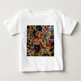 多くの夜音楽 ベビーTシャツ