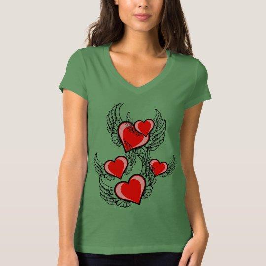 多くの愛 Tシャツ