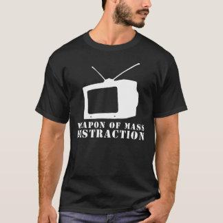 多くの気晴らしのテレビの武器 Tシャツ
