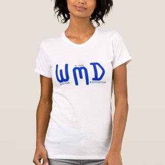 多くの気晴らし(青い文字)の武器 Tシャツ