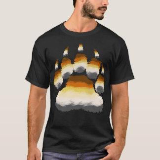 多くの色の毛皮 Tシャツ