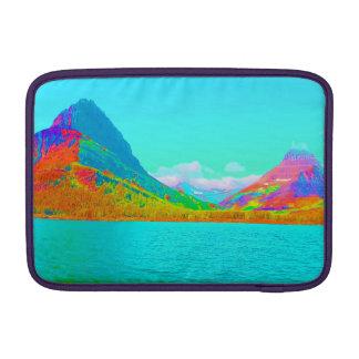 多くのGlaicerの国立公園氷河芸術の写真 MacBook スリーブ