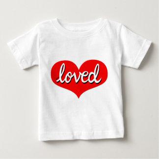 多くは-乳児を愛しました ベビーTシャツ