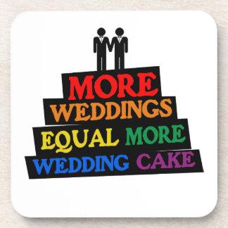 多く|結婚式|同輩|結婚|ケーキ|同性愛者|- .png コースター