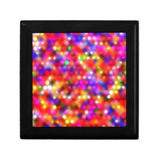 多彩で明るい点(i) ギフトボックス