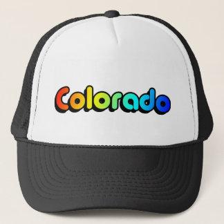 多彩なコロラド州。 v2. キャップ