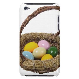 多彩な卵が付いているバスケットの閉めて下さい Case-Mate iPod TOUCH ケース