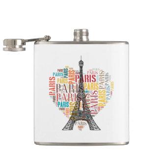 多彩な愛パリ| フラスク
