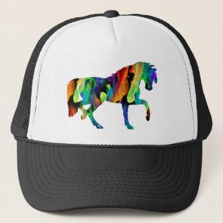 多彩な馬プロダクト キャップ