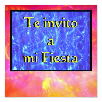 多彩なInvitación - Teのinvito miのフェスタ- カード
