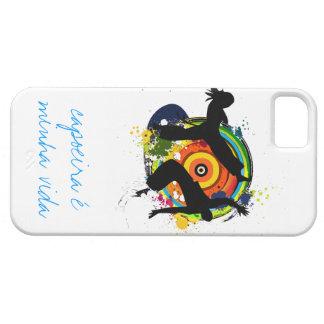 多彩なrodaのcapoeiraの箱 iPhone SE/5/5s ケース