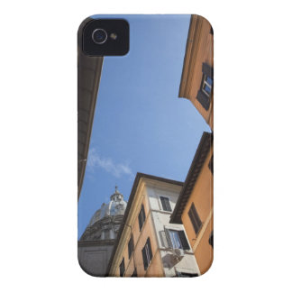 多彩に色彩の鮮やかな建物を調べること Case-Mate iPhone 4 ケース