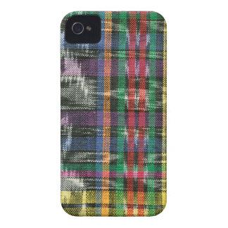 多彩のイカット Case-Mate iPhone 4 ケース