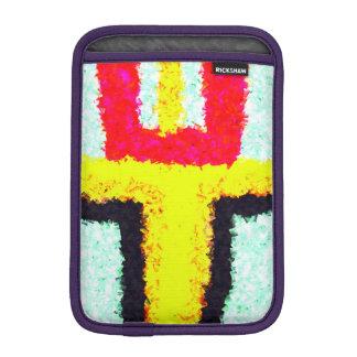 多彩のクールなパターン iPad MINIスリーブ