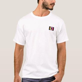 多彩のジェミニ小型T Tシャツ