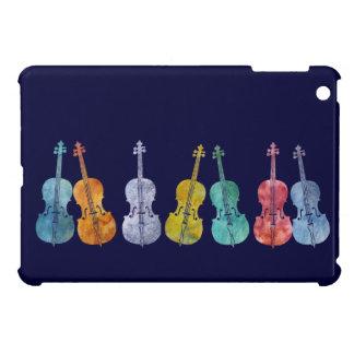 多彩のチェロ iPad MINI カバー