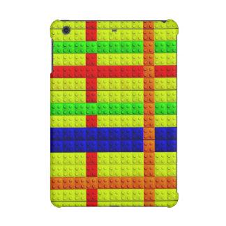 多彩のブロックパターン