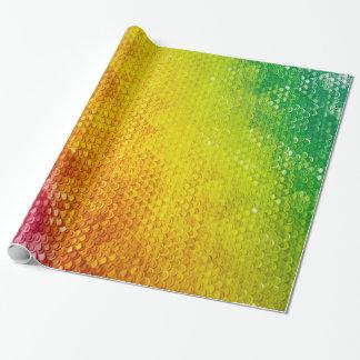 多彩の包装紙 ラッピングペーパー