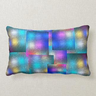 多彩の夢の枕 ランバークッション
