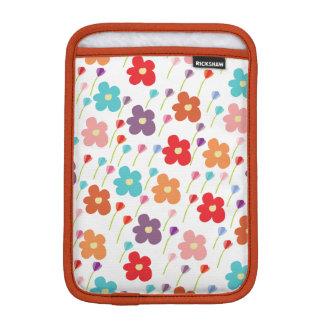 多彩の花 iPad MINIスリーブ