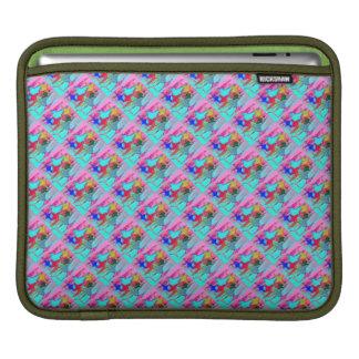 多彩の芸術のiPadの袖 iPadスリーブ