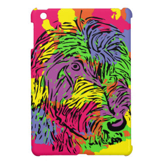 多彩犬 iPad MINI CASE