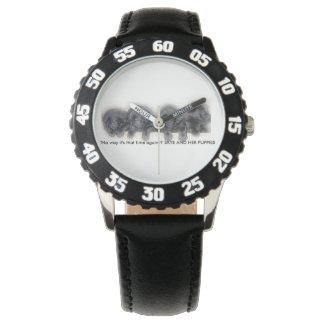 多忙なSkyeの子犬-腕時計 腕時計