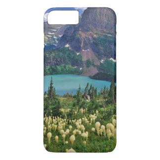 多数のGrinnell湖の上のBeargrass iPhone 8 Plus/7 Plusケース