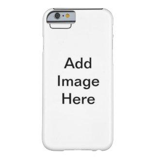 多数項目のモルモットの写真 BARELY THERE iPhone 6 ケース