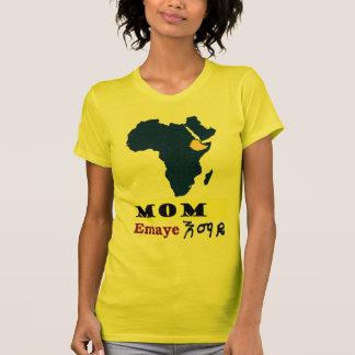 多文化家族のTシャツ -- 母 Tシャツ