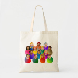 多様なコミュニティ トートバッグ
