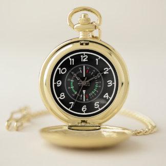 多様な圧力計の壊中時計 ポケットウォッチ