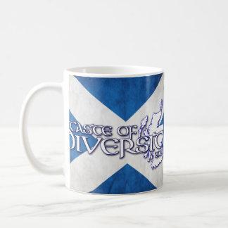多様性の募金活動のマグの好み コーヒーマグカップ