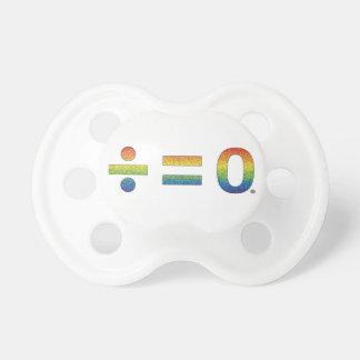 多様性の単一性調停者0-6か月のBooginHead®の おしゃぶり