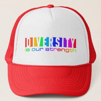 多様性の帽子-色を選んで下さい キャップ