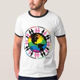多様性LGBT Tシャツ